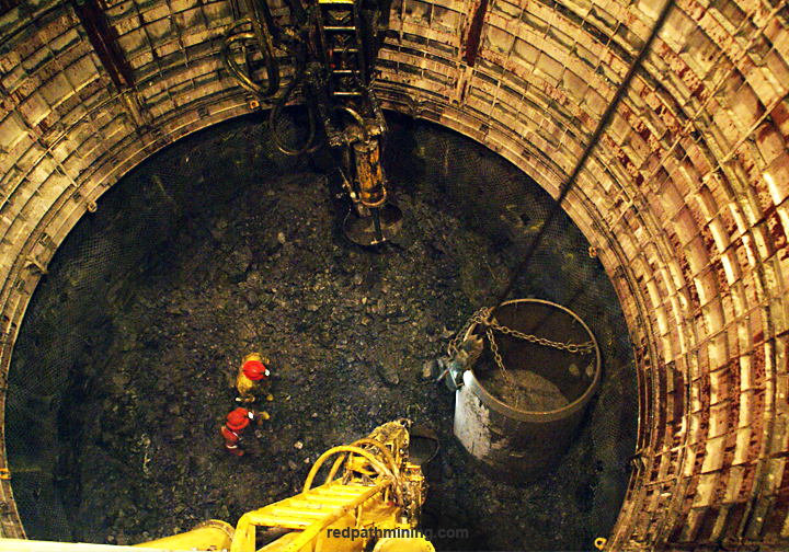 Shaft Sinking The Redpath Group
